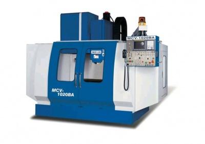 大立MCV-1020BA立式加工中心