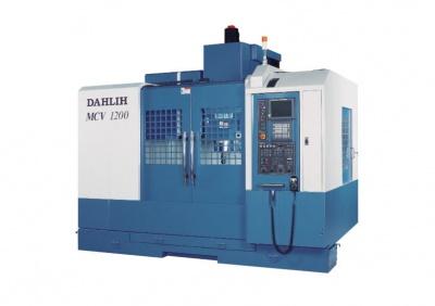 大立MCV-1200 / 1200BA立式加工中心
