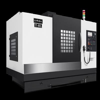 T-8L-TQ兩線二硬精密立式加工中心