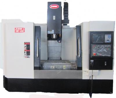 VMC-850-QF硬軌加工中心