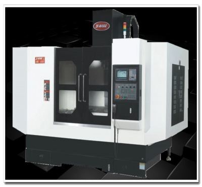VMC-1060-QF高剛性硬軌加工中心