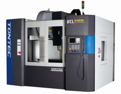 VCL1100-ZH立式加工中心