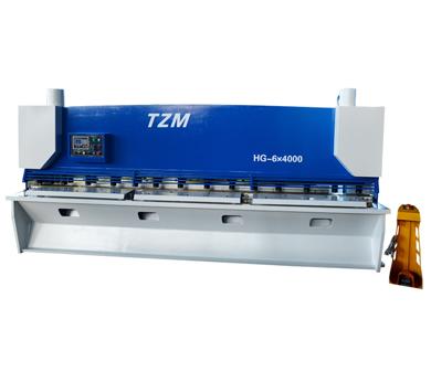 QC11YK-NTTZ系列數控液壓閘式剪板機