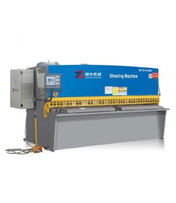 QC12Y/K-NTTZ系列液壓擺式剪板機