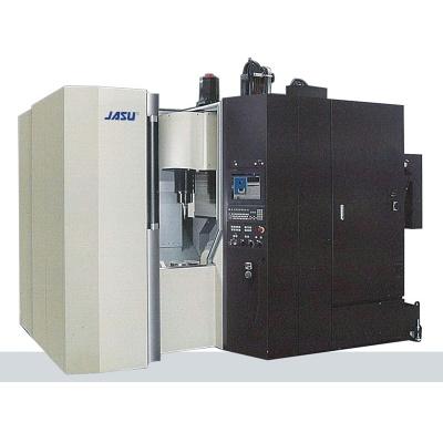 WL-300-JS五軸加工中心