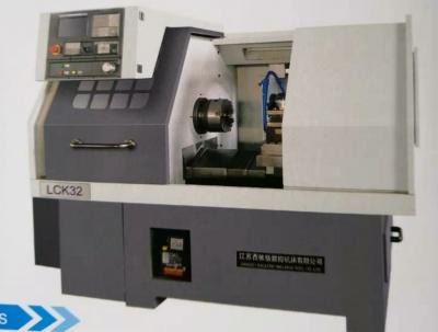 線軌平床身數控車LCK320/LCK360
