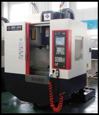 XZ-NMC-36VS高性能高剛性加工中心