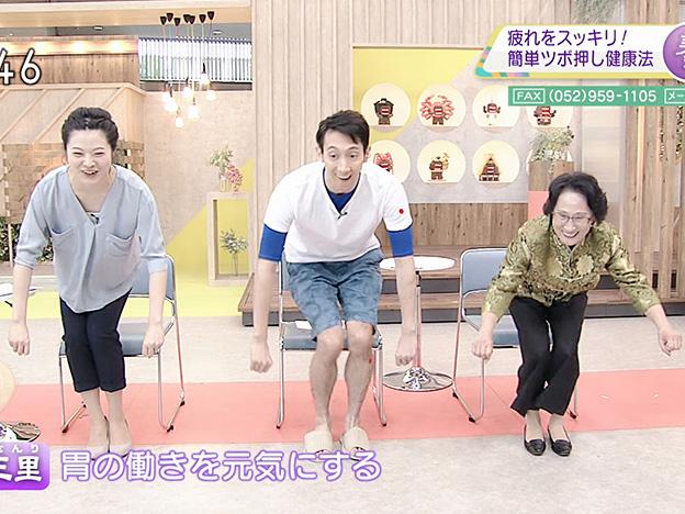 何云老师日本NKH节目(さら...
