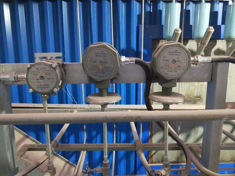 WDM(韦多默)压力开关在内蒙古黑猫煤化工应用案例
