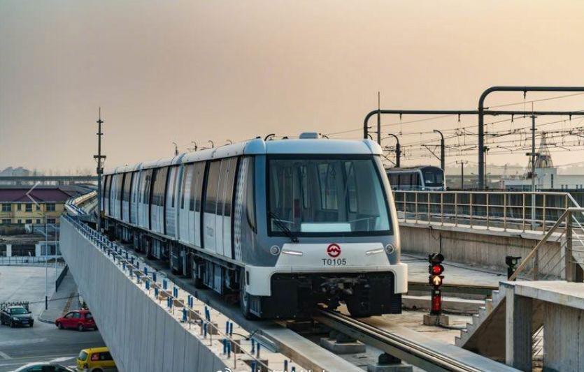 美国CCS压力开关应用于上海地铁APM无人驾驶车辆