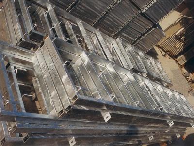 扁通架 Structure Frame