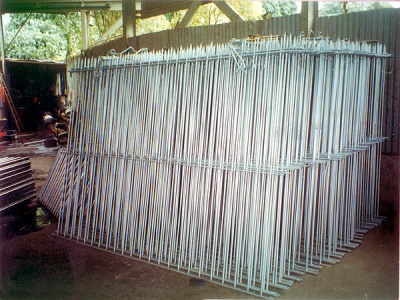 九廣鐵路尖咀梳支欄河Railing for KCRC