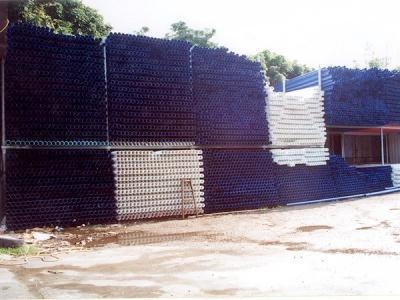 電訊公司之地下電纜&光纖用膠管 uPVC Plastic Pipes for Under Ground Cable & Fabric