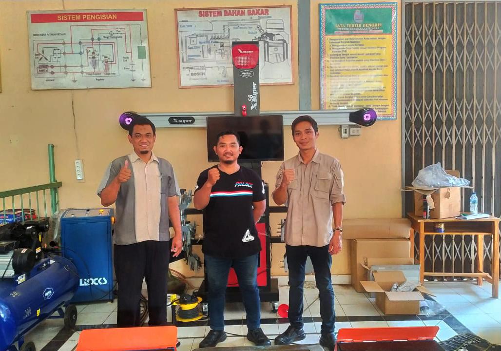 #印尼技术学校指定型号