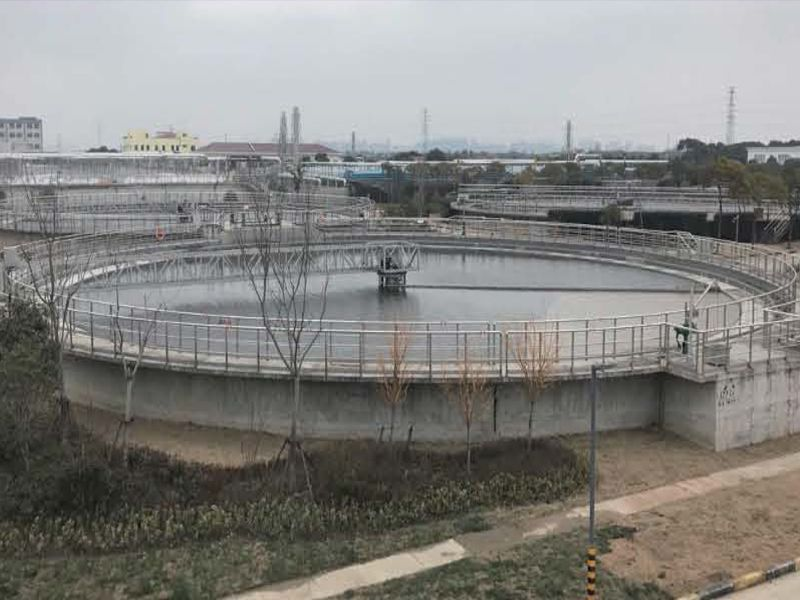 湖南省東安縣污水處理廠