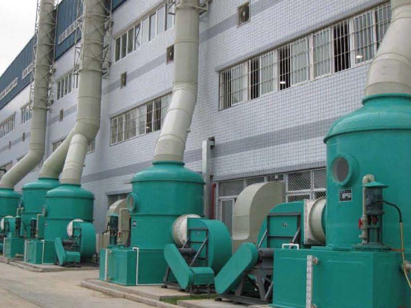 积水化成品(苏州)科技威尼斯3775网站废气处理项目