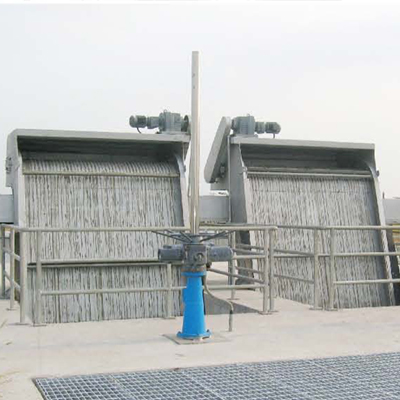 LF型回轉式格柵除污機