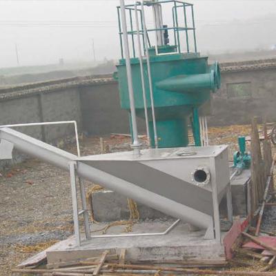 XLC旋流沉砂池,砂水分离系统