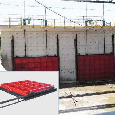 閘門、堰門、啟閉機系列