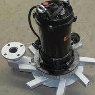 BBE型泵式叶轮表曝机