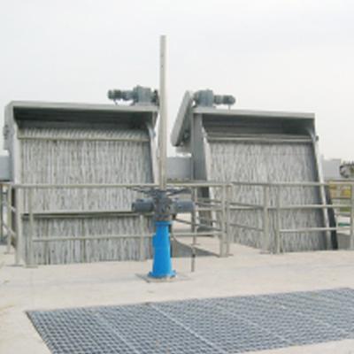 LF型链板回转式格栅除污机