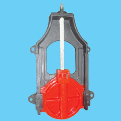 AXY型暗秆式铸铁镶铜圆闸门