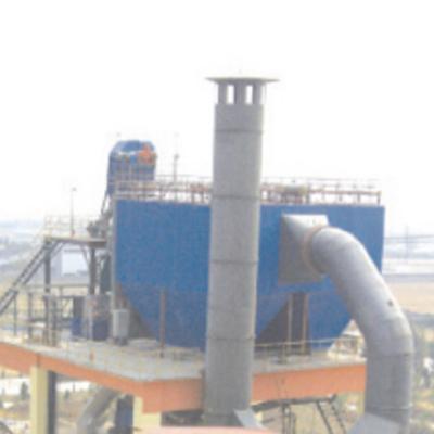 RQM型气箱脉冲袋式除尘器