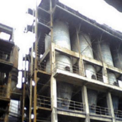 RGM型高炉煤气脉冲袋式除尘器