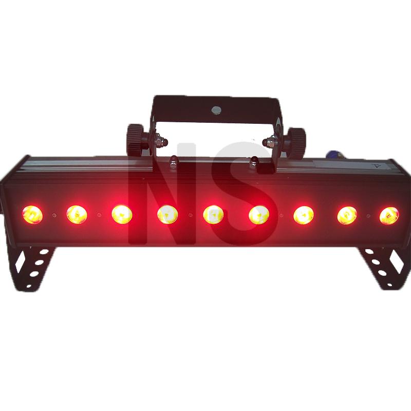 LED 9粒8瓦四合一条形灯