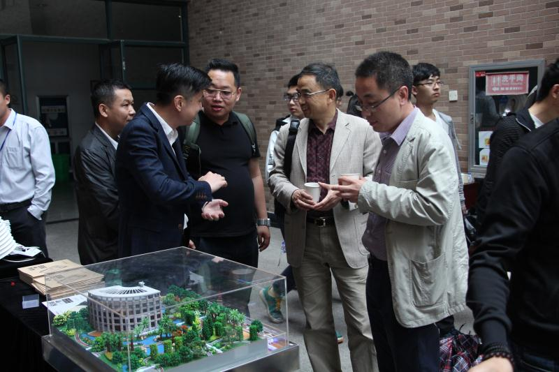 厦门矽创组团赴浙江,推广地下管网渗漏检测技术