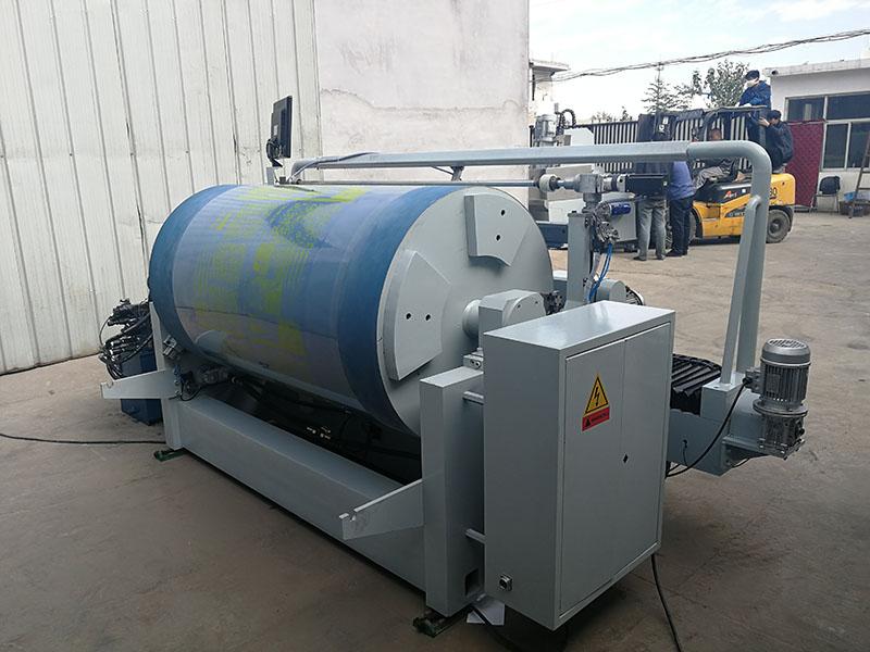 EKAQ Printing Proof Press