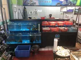湘潭生鲜店海鲜鱼池 专业定做厂家