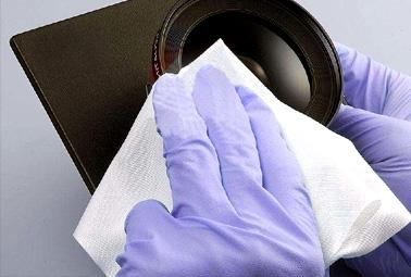超细纤维无尘布的多重刮除效果