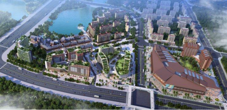 贵安新区城市综合体