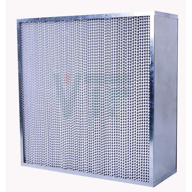 Separator HEPA Filter/ Deep pleat HEPA Filter