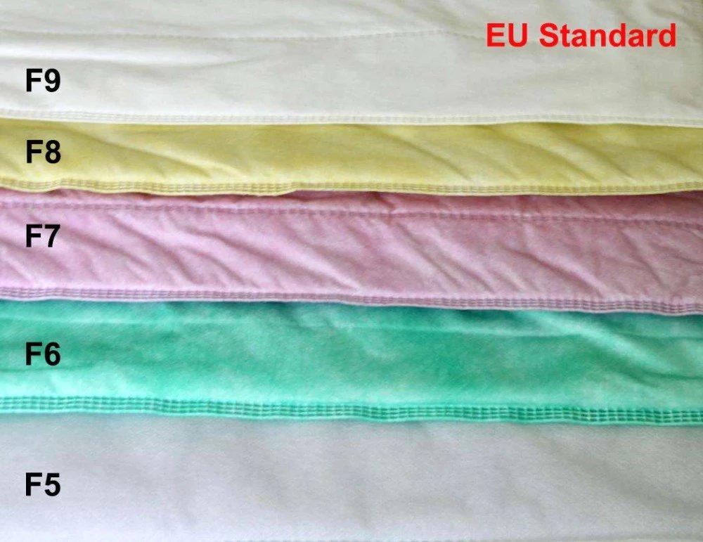 EN779 Standard F5-F9 Bag/Pocket Filter Media