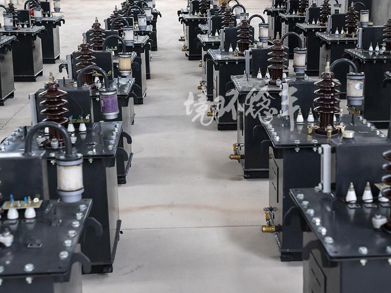 FRH型恒流高压电源控制系统安装...