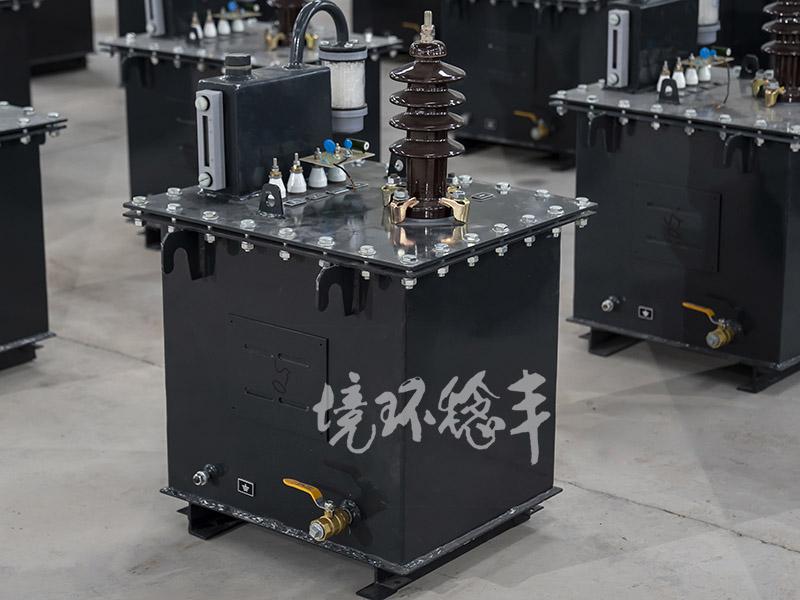 FRH型恒流高压电源控制系统使用...