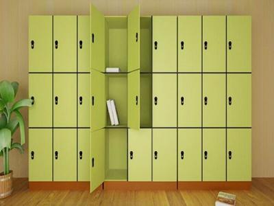 储物柜系统