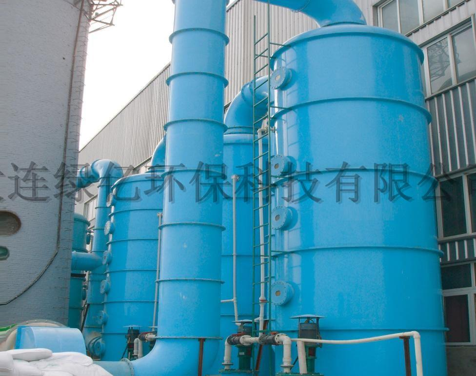 SF型水膜脱硫除尘器
