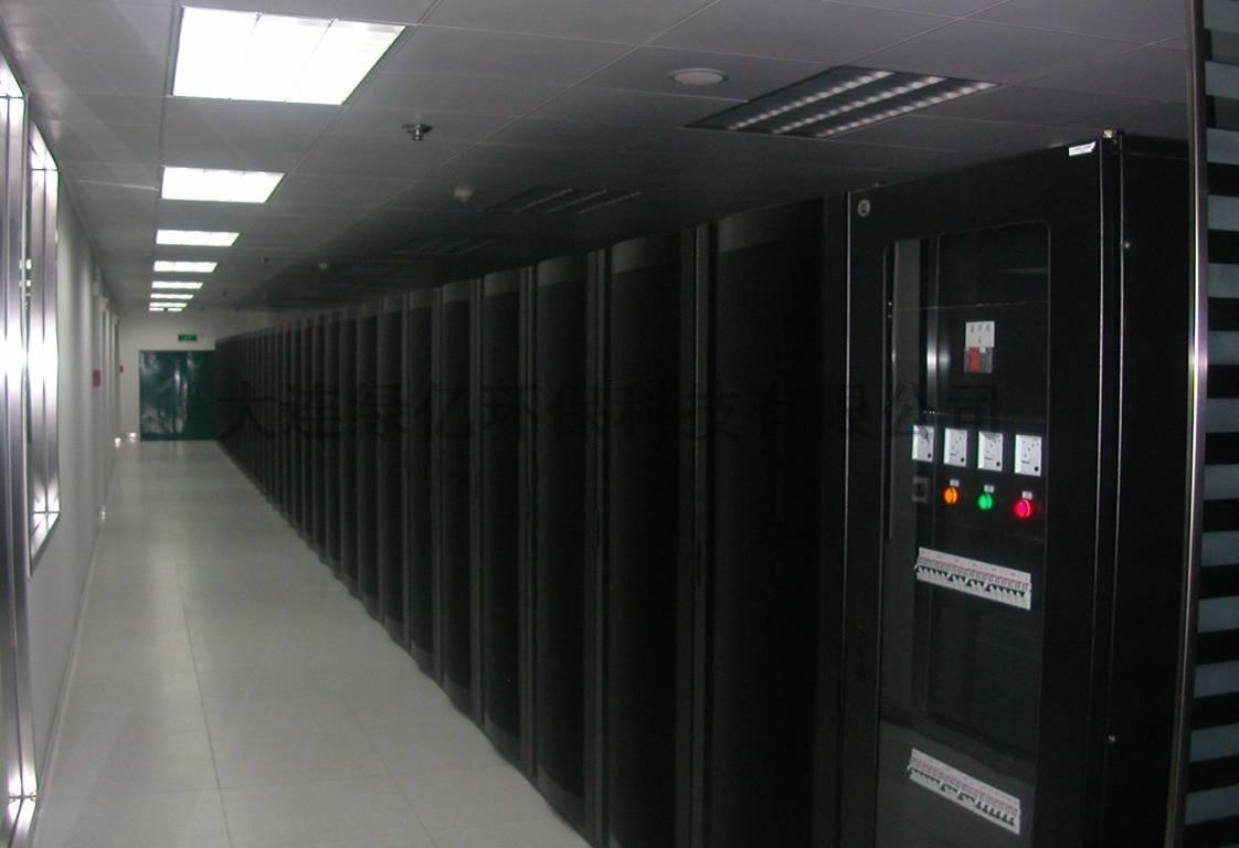 大庆油田信息中心新风节能、加湿系列