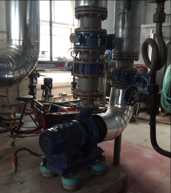 大连市热电集团有限公司双兴站噪声治理