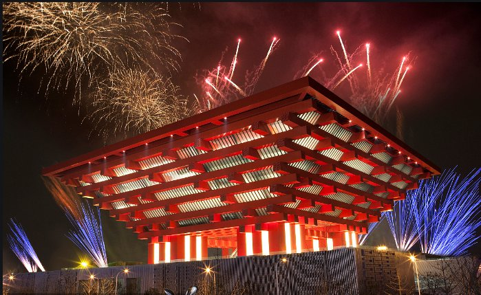 2010年上海世界博览会厨房油烟净化系统