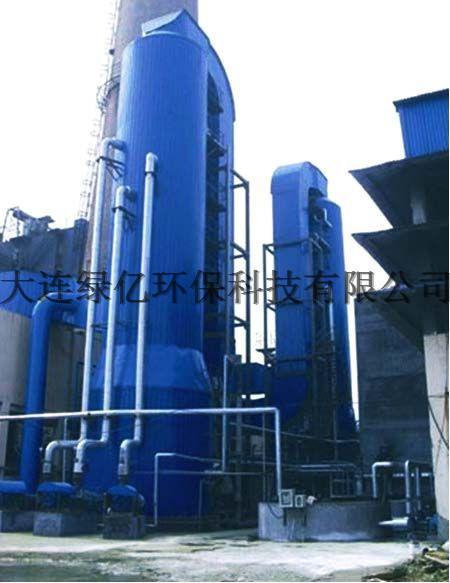 广东东莞造纸集团锅炉脱硫