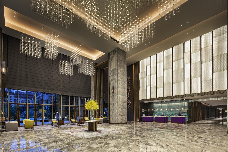 广州融创城堇山酒店
