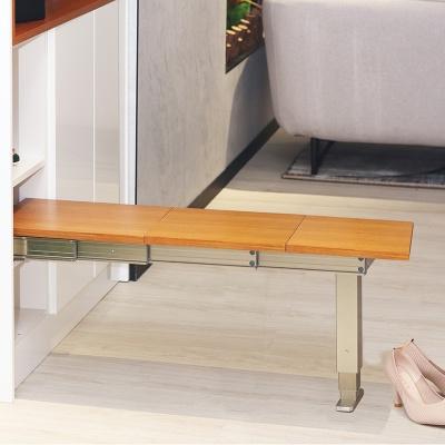 A6-540-D隱形單腳抽拉椅子滑軌