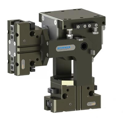 長軸類零件抓取方案FAKE40-AGN80