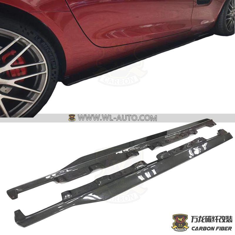 奔驰AMG GT侧裙 R款