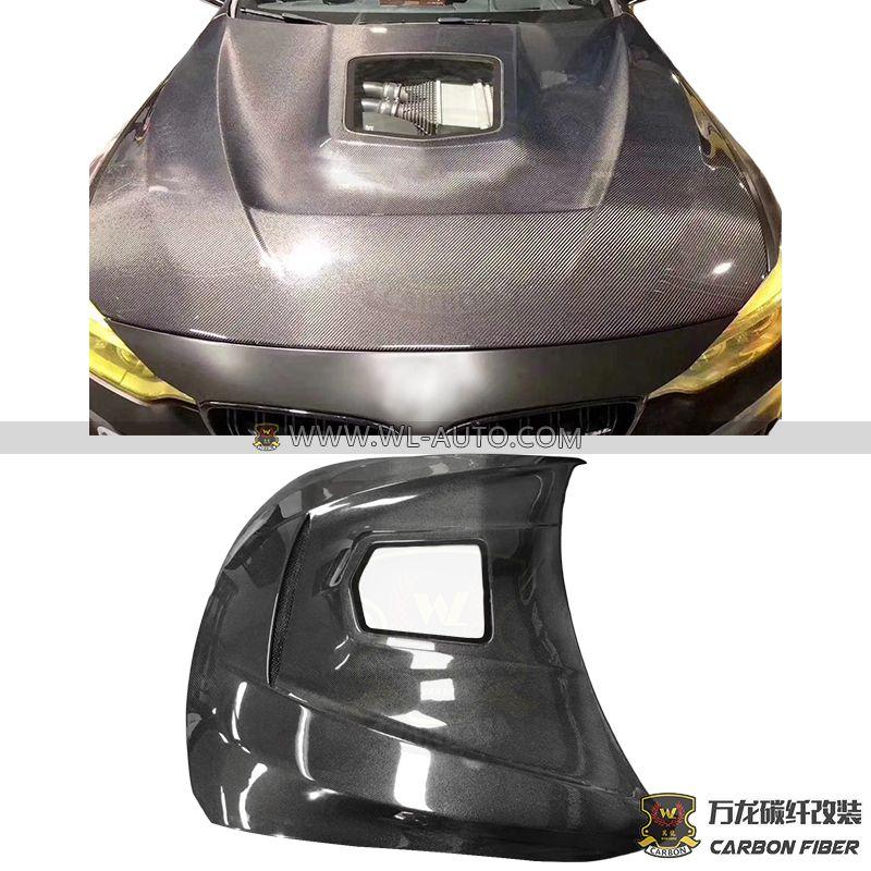 宝马F82 F83 机盖 GTS透明款
