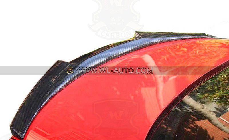 宝马F22 通装尾翼 刀锋款